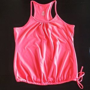 Old Navy Bright Pink Workout Tank